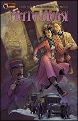 Mata Hari #3 Cover