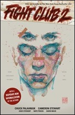 Fight Club 2 TPB Cover - Mack