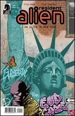 Resident Alien: An Alien In New York #1 Cover