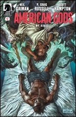 American Gods: My Ainsel #2 Cover - Fabry