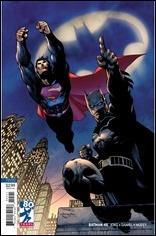 Batman #45 Cover - Jim Lee Variant