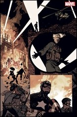 Captain America #701 Preview - Hughes