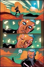 Cave Carson Has An Interstellar Eye #2 Preview 2