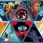 Preview: Cave Carson Has An Interstellar Eye #2 by Rivera & Oeming (DC)