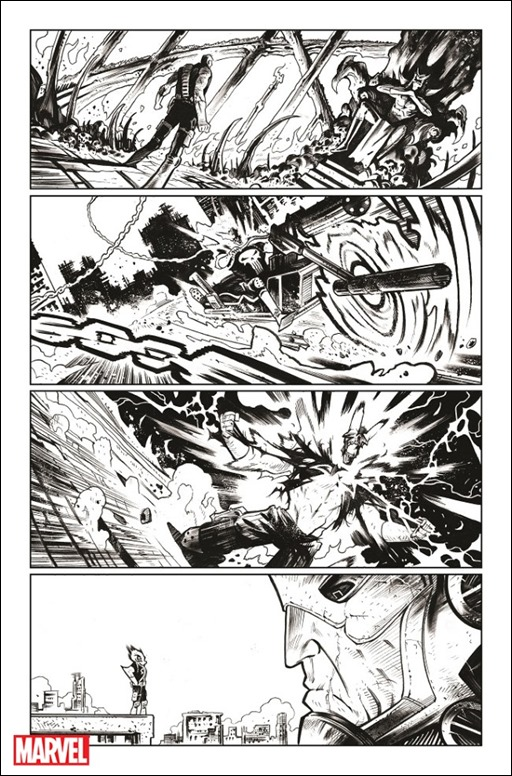 Cosmic Ghost Rider #1 First Look Preview 2
