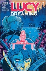 Lucy Dreaming #2 Cover