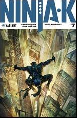 Ninja-K #7 Cover B - Quah