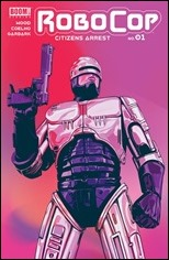 Robocop: Citizens Arrest #1 Cover A