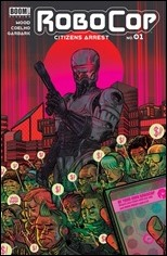 Robocop: Citizens Arrest #1 Cover B