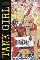 Tank Girl Full Color Classics 1988-1989 #1 Cover C