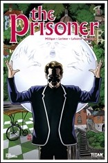 The Prisoner #1 Cover A