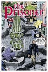 The Prisoner #1 Cover C