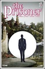 The Prisoner #1 Cover D