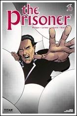 The Prisoner #1 Cover E