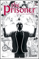 The Prisoner #1 Cover F