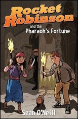 Rocket Robinson And The Pharaoh's Fortune TPB Cover