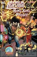 Black Lightning / Hong Kong Phooey Special #1 Cover