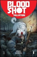 Bloodshot Salvation #9 Cover A - Rocafort