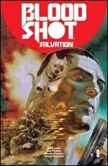Bloodshot Salvation #9 Cover B - Guedes