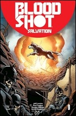 Bloodshot Salvation #9 Cover C - Camuncoli