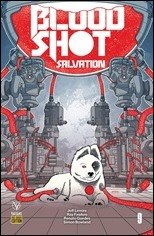 Bloodshot Salvation #9 Cover - Bodenheim Pre-Order Variant