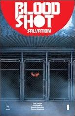 Bloodshot Salvation #9 Cover - Ryp Variant