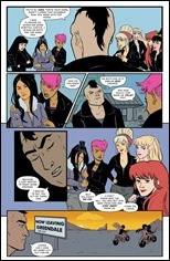 Betty & Veronica: Vixens #6 Preview 6