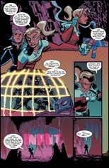 Cave Carson Has An Interstellar Eye #3 Preview 6
