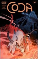 Coda #2 Cover A