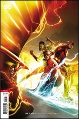 The Flash #47 Cover Variant