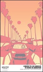 I Moved To Los Angeles To Work In Animation OGN Cover