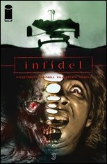 Infidel #3 Cover