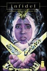Infidel #3 Cover - Urusov Variant