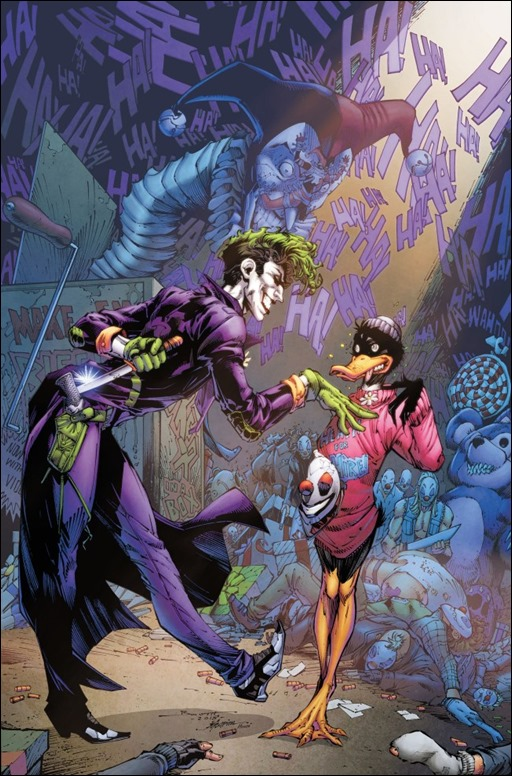 THE JOKER / DAFFY DUCK SPECIAL #1