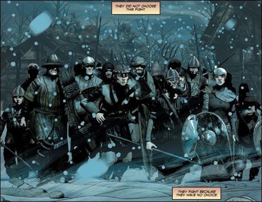 Medieval Spawn / Witchblade #1