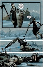 Medieval Spawn/ Witchblade #1 Preview 4