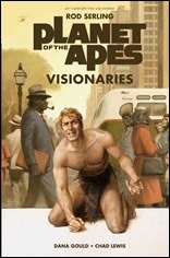 Planet Of The Apes: Visionaries Cover