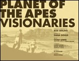 Planet Of The Apes: Visionaries Preview 1