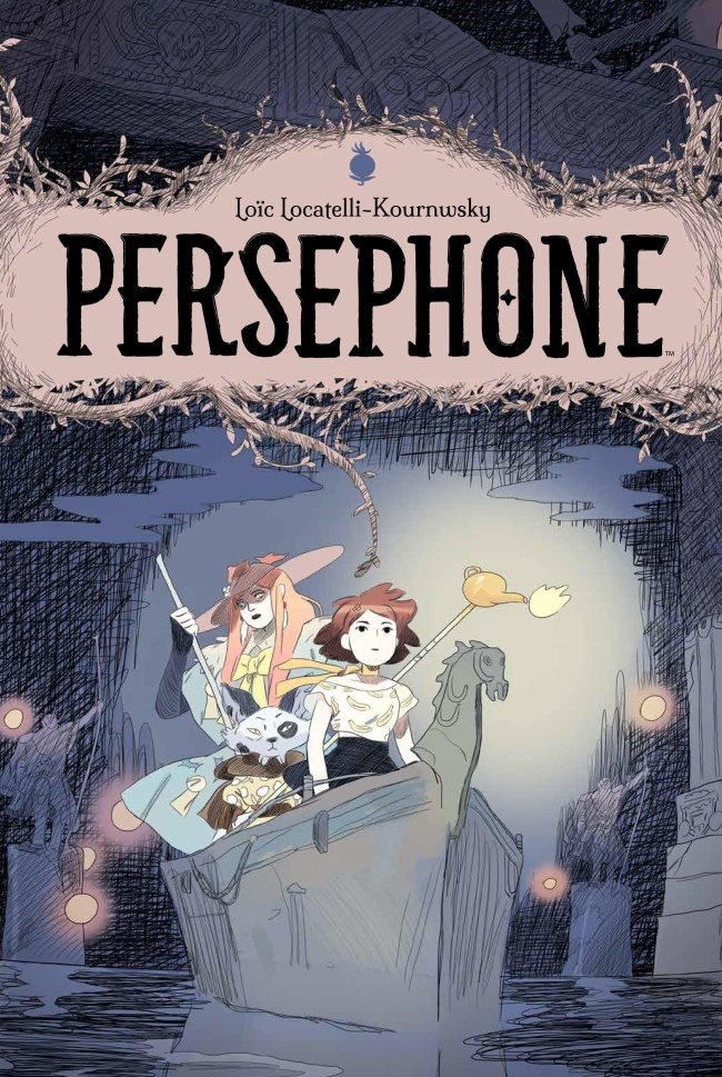 preview  persephone hc by loic locatelli
