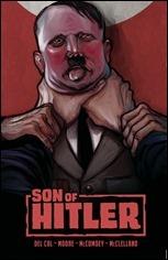 Son of Hitler GN Cover