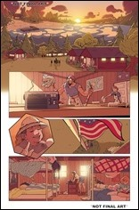 Wet Hot American Summer OGN First Look Preview 1