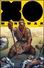 X-O Manowar #15 Cover A - Larosa