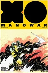 X-O Manowar #15 Cover B - Mahfood