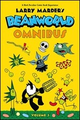 Beanworld Omnibus Volume 1 TPB Cover