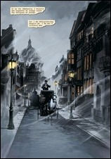 Neil Gaiman's A Study In Emerald HC Preview 1