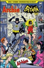 Archie Meets Batman '66 #1 Cover - Allred