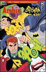 Archie Meets Batman '66 #1 Cover - Charm