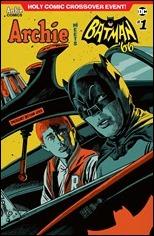 Archie Meets Batman '66 #1 Cover - Francavilla Variant