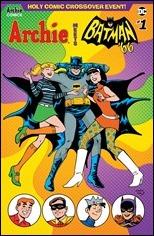 Archie Meets Batman '66 #1 Cover - Jarrell Variant