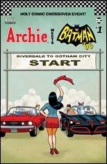 Archie Meets Batman '66 #1 Cover - Templeton Variant